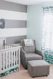 Gray Nursery Decor Baby Boy Room Decor Grey 3 Gender Neutral Nursery Gray And White