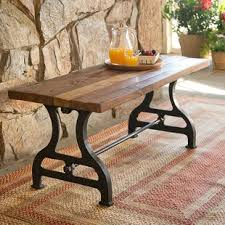 reclaimed wood outdoor table reclaimed wood outdoor bench wayfair