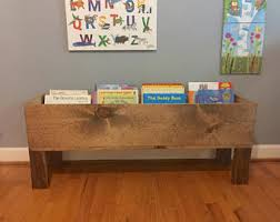 Wall Mounted Bookshelves Wood by Kids Bookshelf Wood Bookshelf Rustic Bookshelf Hanging