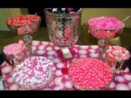 Wedding Candy Table Creative Wedding Candy Table Decor Ideas Youtube