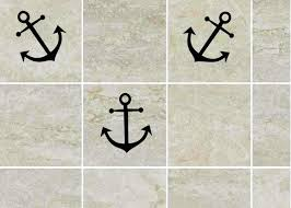 mosaic tile stickers self adhesive 10x10in bathroom kitchen