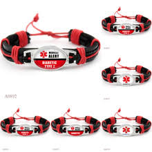 Diabetic Gifts Popular Type 2 Diabetes Bracelet Buy Cheap Type 2 Diabetes