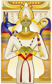 osiris egyptian deity of the afterlife underworld u0026 the dead