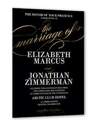 Marriage Wedding Cards Modish Marriage 5x7 Stationery Card By East Six Shutterfly