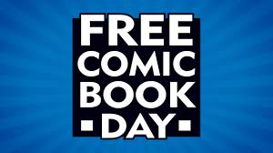 the real origin of free comic book day
