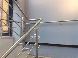 indoor stainless steel stair railing founder stair design ideas