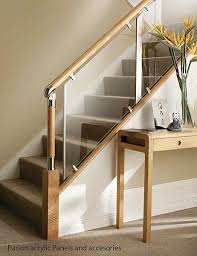 Ideas For Banisters Best 25 Glass Handrail Ideas On Pinterest Glass Railing Glass