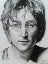 my commission art of john lennon by chitaae paigeeworld