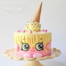 shopkins birthday cake cakes pinterest shopkins birthday