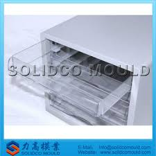 Plastic File Cabinet Plastic File Box Mould File Cabinet Mould Office File Rack Mould