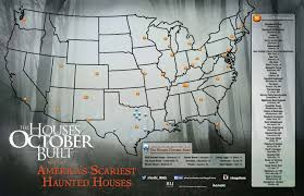 halloween horror nights 2016 map check out america u0027s scariest haunts thanks to the houses october