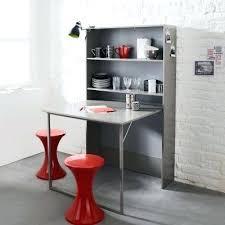 table escamotable cuisine table cuisine escamotable ou rabattable meuble avec table