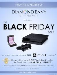 playstation 4 deals on black friday five lucky shoppers will get a free sony playstation 4 this black