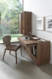 Schreibtischsysteme B O Sekretär In Nussbaumfarben Von Valdera Schreibtische Pinterest