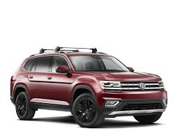 black volkswagen atlas 2018 volkswagen atlas original accessories online vw canada