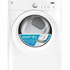 kenmore 81122 7 0 cu ft electric dryer w wrinkle guard white