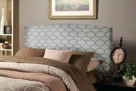 tufted leather headboard king king size headboards white wood