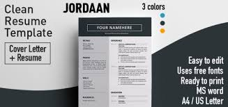 Effective Resume Templates Modern Resume Template Word Modern Microsoft Word Resume Template