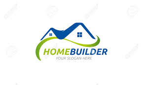 home builder free home builder logo royalty free cliparts vectors and stock