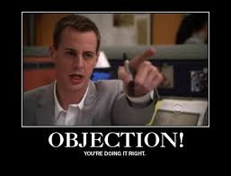 Objection Meme - tim mcgee objection by greenfire66 on deviantart
