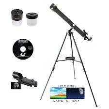 amazon com galileo 700mm x 60mm astro terrestrial refracting