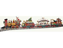 new bright large scale express set toys