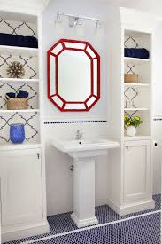 pedestal sink storage