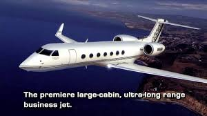 gulfstream g550 video from jetoptions private jets youtube