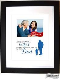 canvas christmas gift for dad birthday from daughter by picmats