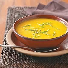 golden squash soup recipe taste of home