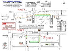 Dania Beach Florida Map by Partial Road Closure Se 2nd Avenue South Bound City Of Dania