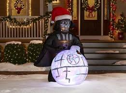 wars christmas decorations wars christmas may the christmas be with you clumsy