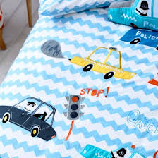 Cars Duvet Cover Travel Bedding