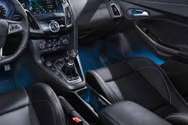 ford supercar interior 2017 ford focus st unstoppable performance ford com