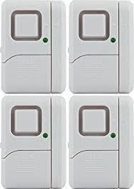 Interior Door Alarms Ge Deluxe Wireless Door Alarm 120 Decibel Alarm Or Entry Chime