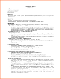 Sample Electronics Engineer Resume Electrical Power Engineer Resume Free Resume Example And Writing