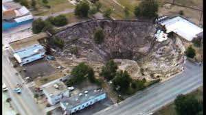 Florida Sinkhole Map by Sinkholes The Hole Truth Cbs News