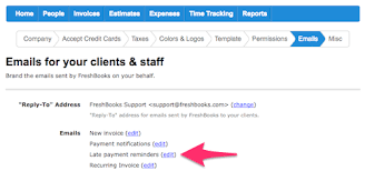 how do i use late fees late payment reminders freshbooks