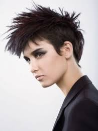 hairstyle punk skater cut 1980s 13 best art images on pinterest short hairstyles for women