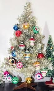 white feather tree vintage white christmas christmas tree and