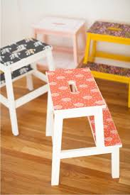 18 ways to hack the ikea step stool in every room of the house