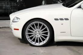 maserati quattroporte wheels 2008 maserati quattroporte executive gt automatic stock 5954 for