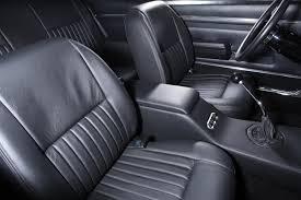 1968 Firebird Interior 1968 Pro Touring Pontiac Firebird U2013 Metalworks Classic Auto