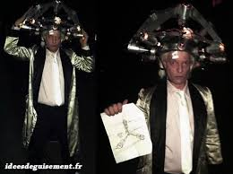 Back To The Future Costume Fancy Dress And Costume Ideas For The Party Theme