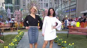 spring fashion the must have trends and yes the u002790s are back