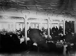 titanic first class dining room first class dining saloon picture olympic or titanic