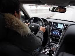 infiniti q50 interior 2014 infiniti q50 awd review cars photos test drives and
