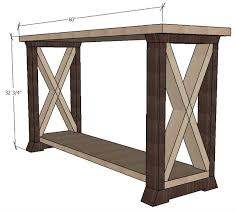 diy entryway table plans 760 best wooden crafts images on pinterest antique armoire