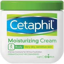 light moisturizer for sensitive skin cetaphil body dry sensitive skin moisturizing cream 16 oz walmart com