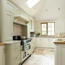 Green Country Kitchen Green And Kitchen Kitchens And House